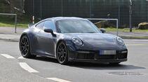 Erlkönig Porsche 911 Sport Classic
