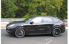Erlkönig Porsche Cayenne Coupé