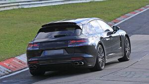 Erlkönig Porsche Panamera Shooting Brake