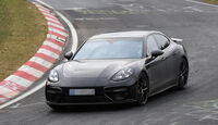 Erlkönig Porsche Panamera