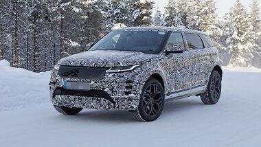 Erlkönig Range Rover Evoque LWB