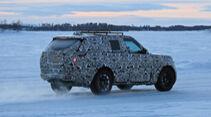 Erlkönig Range Rover Sport