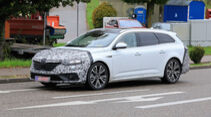 Erlkönig Renault Talisman Grandtour