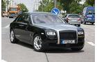 Erlkönig Rolls-Royce Ghost