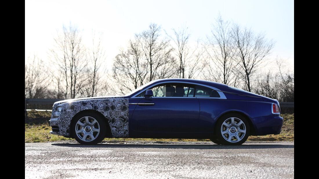 Erlkönig Rolls Royce II