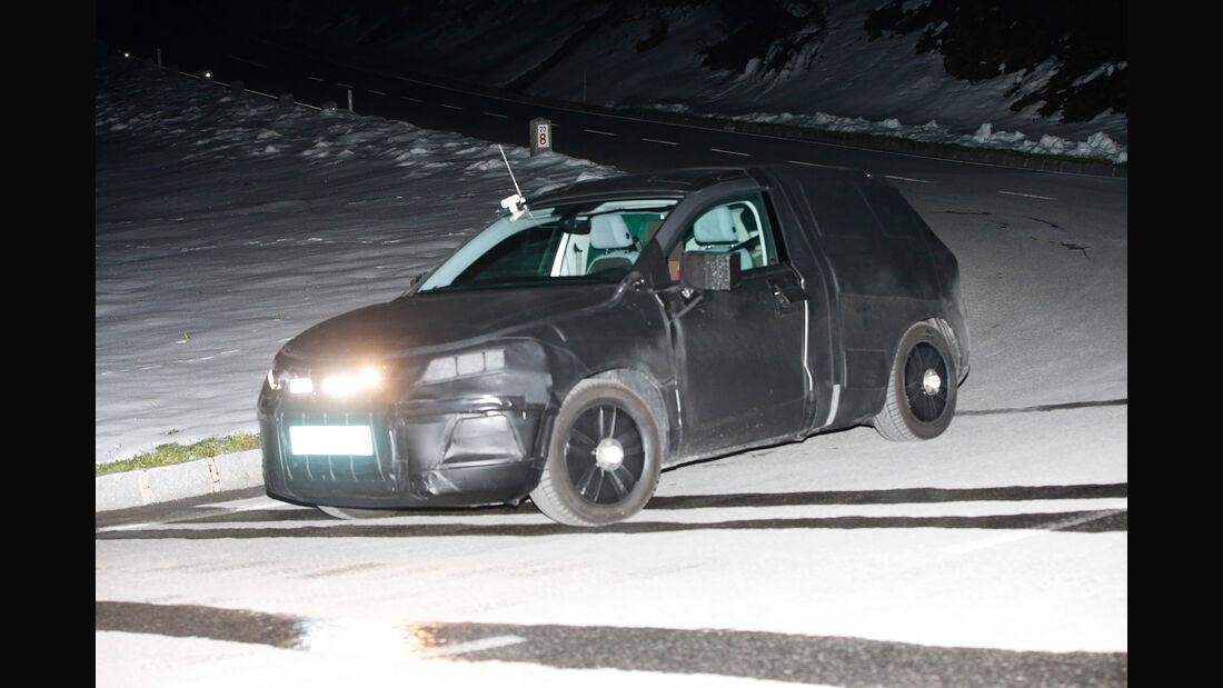 Erlkönig Seat SUV