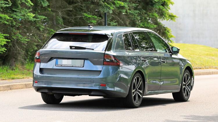 Neuer Skoda Octavia Combi 2019 Daten Bilder Motoren Auto