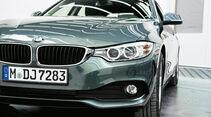 Erlkönig-Tarnung, BMW Vierer Coupé
