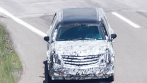 Erlkönig The Beast Cadillac Präsidentenlimousine
