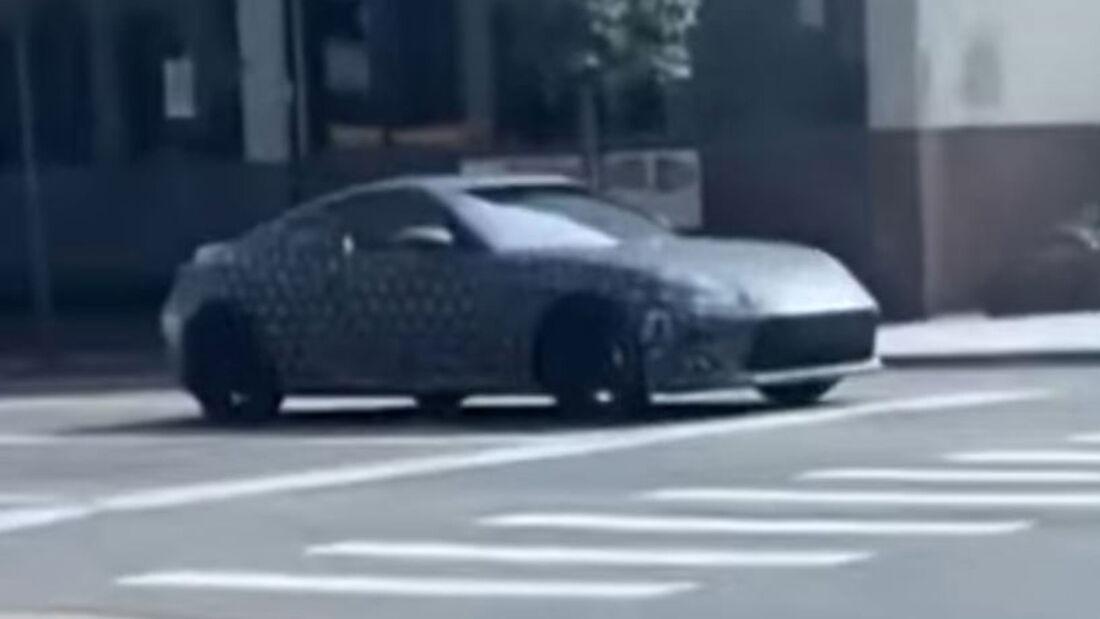 Erlkönig Toyota GR86