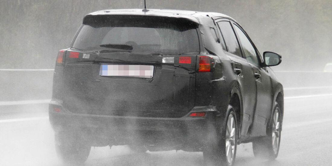 Erlkönig Toyota RAV4