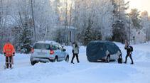 Erlkönig VW Caddy Panne