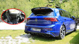 Erlkönig VW Golf R