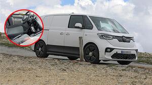Erlkönig VW ID.Buzz