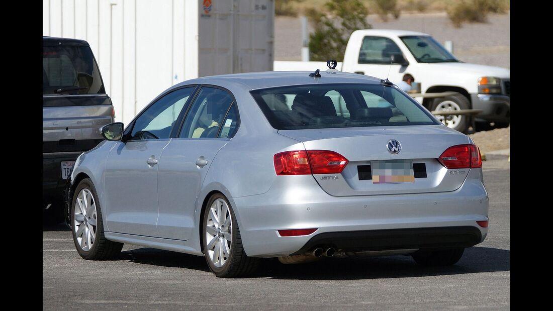 Erlkönig VW Jetta