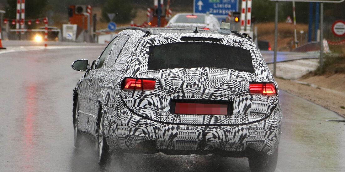Erlkönig VW Passat 11/2013