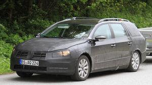 Erlkönig VW Passat Variant