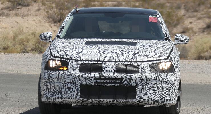Erlkönig VW Polo GTI