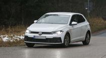 Erlkönig VW Polo