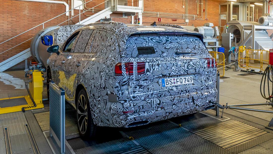 Erlkönig VW SMV