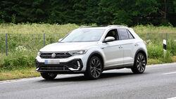 Erlkönig VW T-Roc R Facelift
