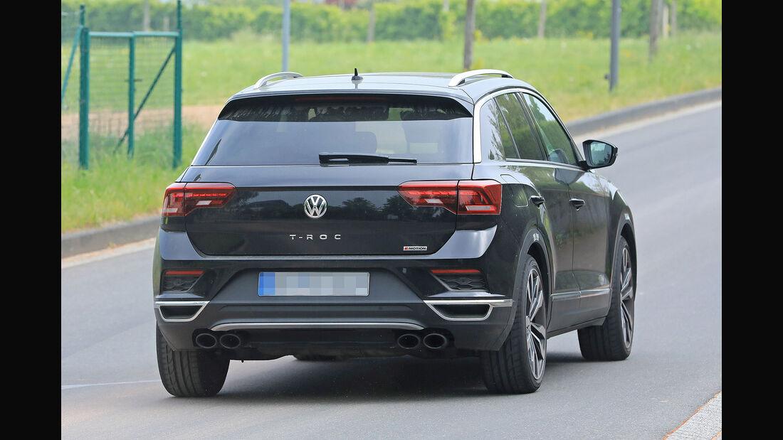 Erlkönig VW T-Roc R