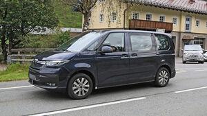 Erlkönig VW T7