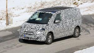 Erlkönig VW T7 Multivan