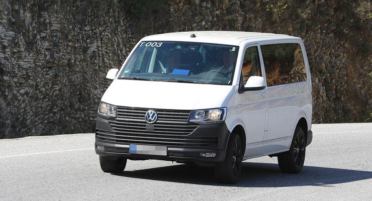 Neuer VW-Bus T7 (2020): Fotos, Daten, Design, Motoren ...