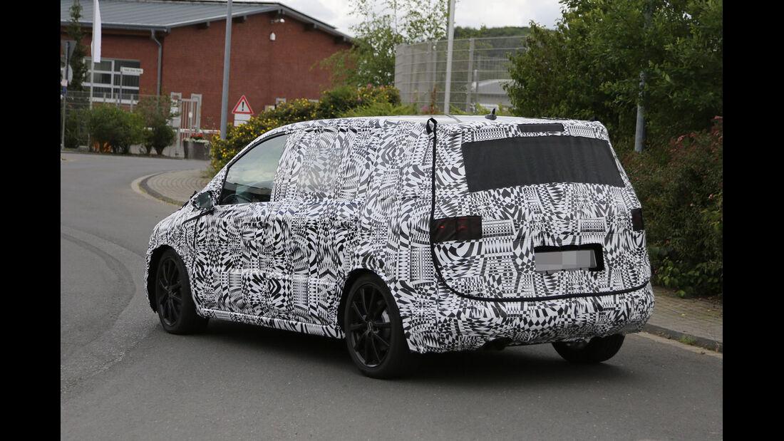 Erlkönig VW Touran
