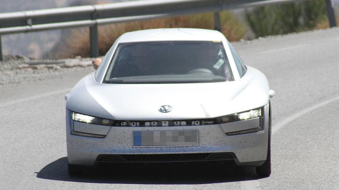 Erlkönig VW XL1