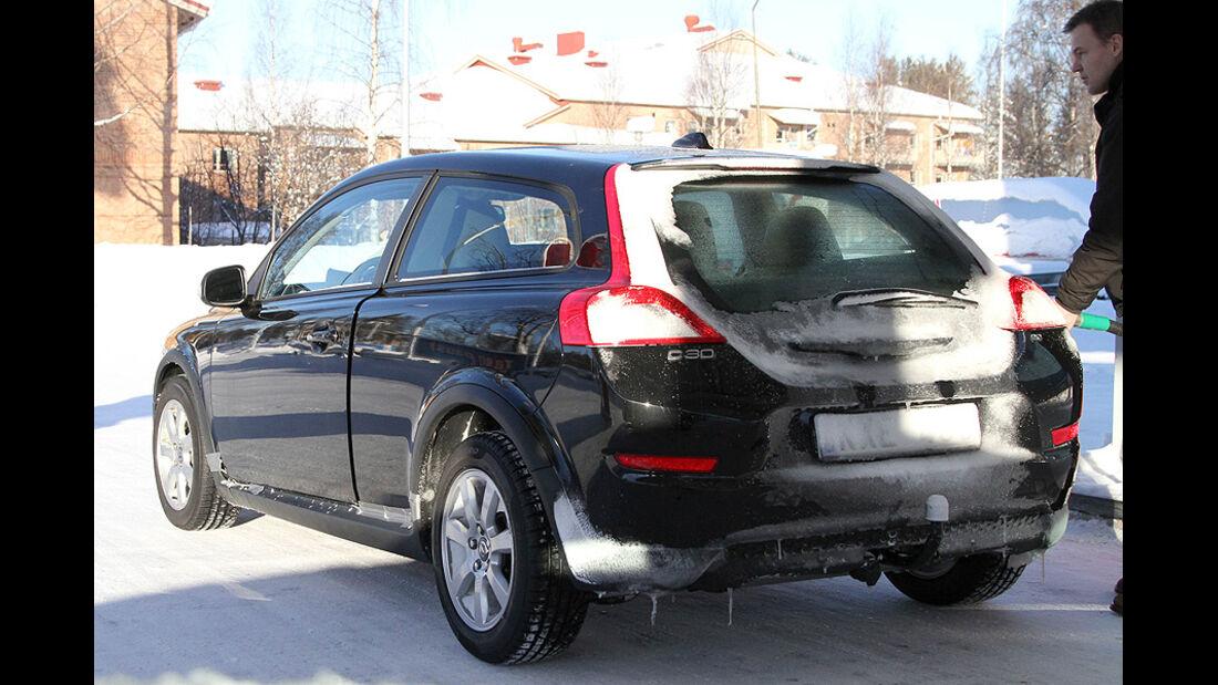 Erlkönig Volvo C30