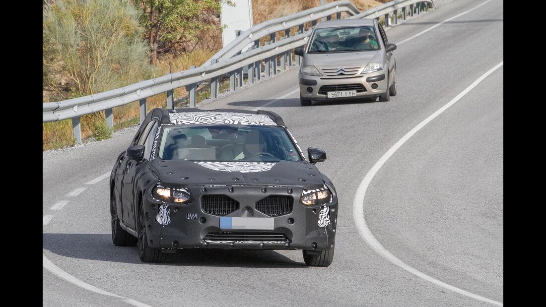 Erlkönig Volvo S90