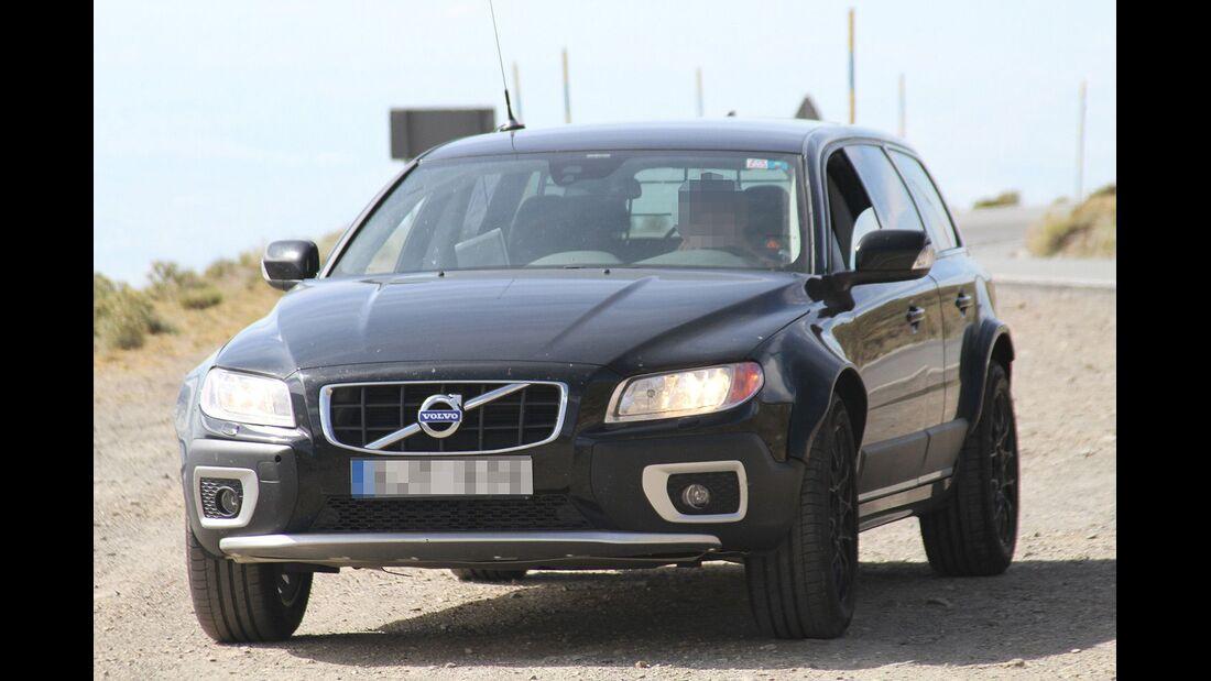 Erlkönig Volvo XC90