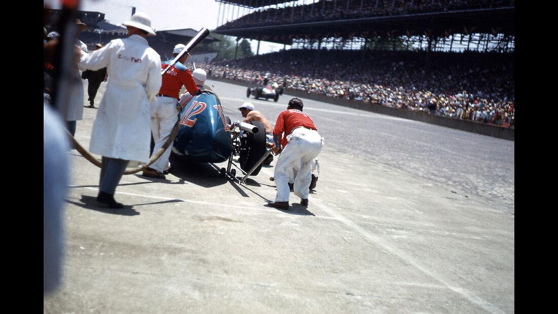Ernie McCoy - Indy 500 - 1953 - Motorsport