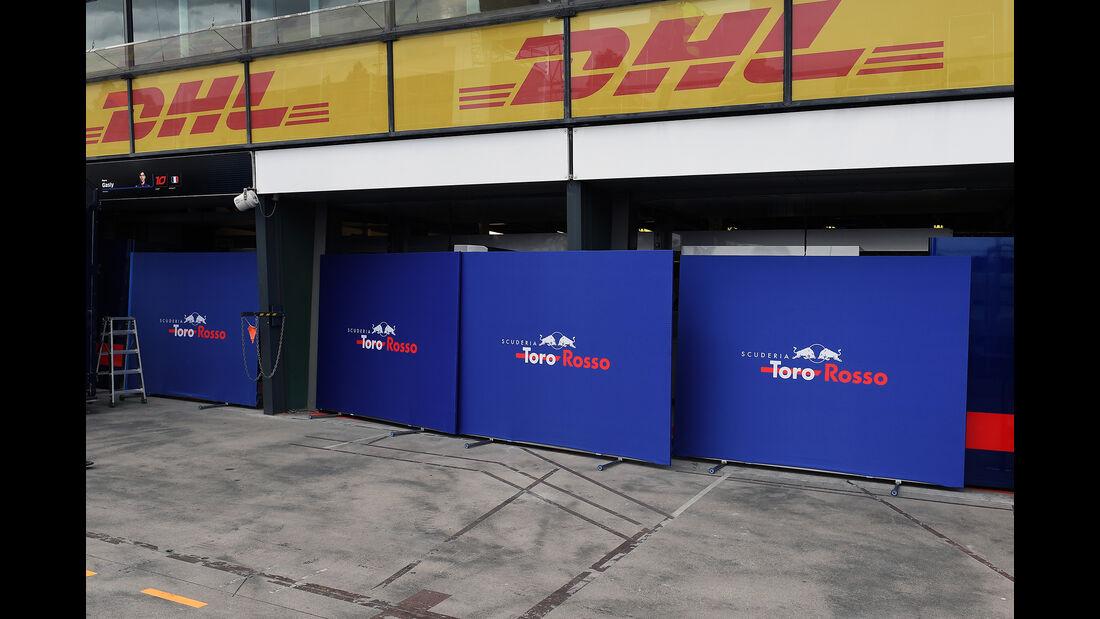 Erste Impressionen - Formel 1 - GP Australien 2018 - Melbourne
