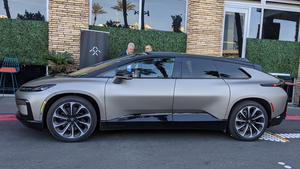 Erster Check Faraday Future FF 91