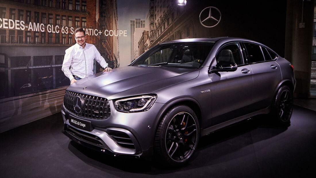 Erster Check Mercedes-AMG GLC 63 S 4Matic+ Coupé Jochen Knecht