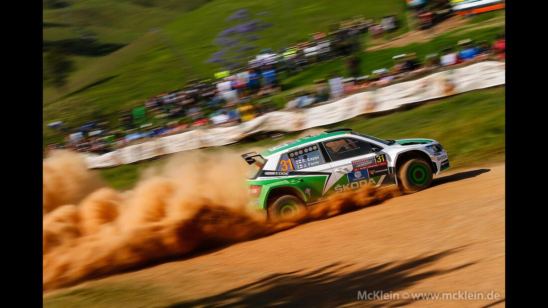Esapeka Lappi - WRC Australien 2016