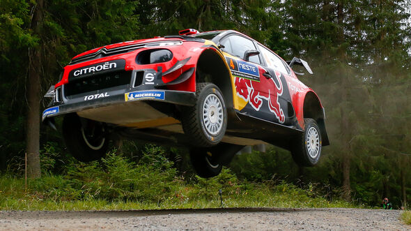 Esapekka Lappi - Rallye Finnland 2019