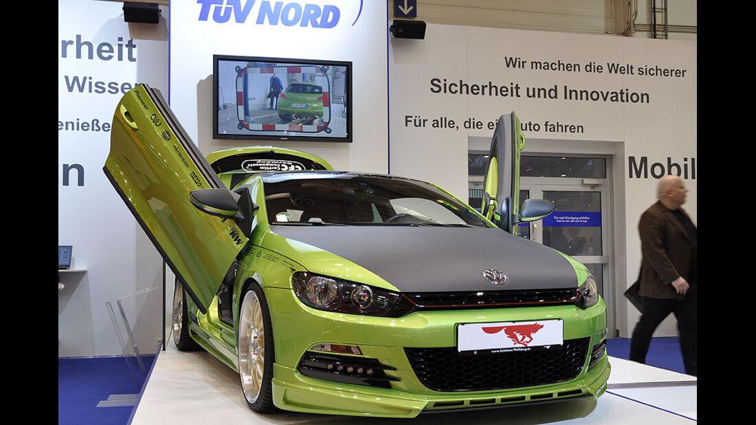 Essen Motor Show 2009 - Messe-Impressionen