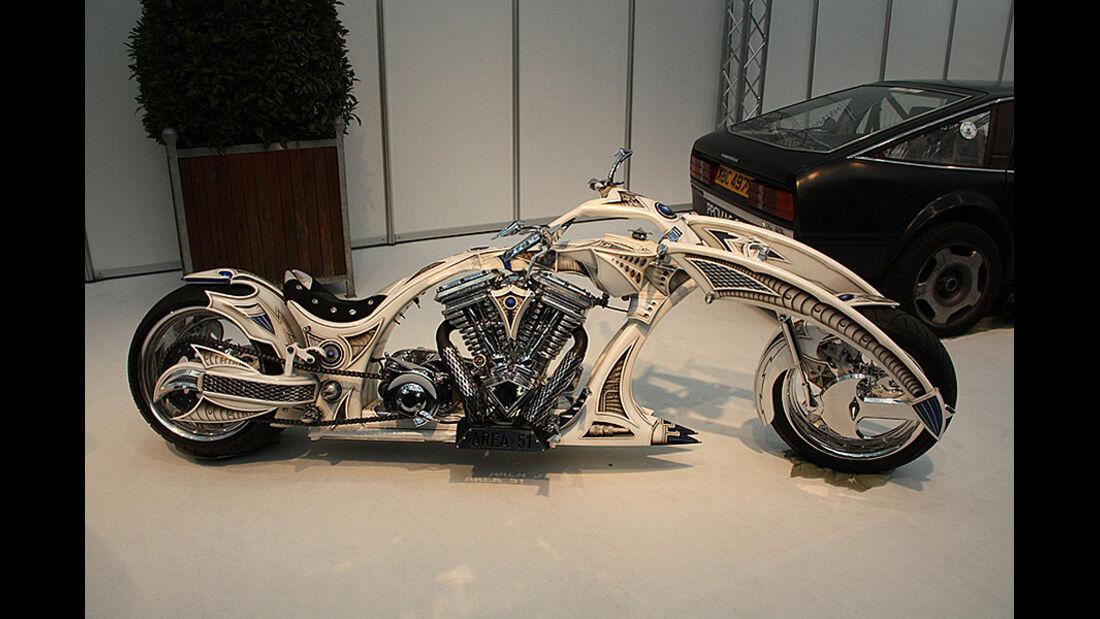 Essen Motor Show 2011, Area-51-Bike