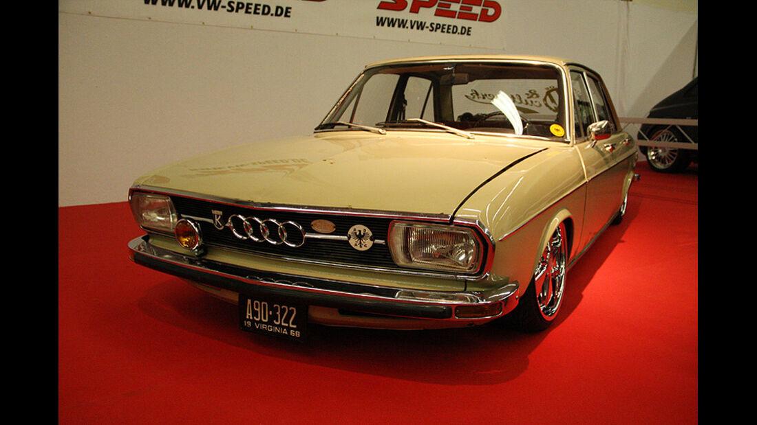 Essen Motor Show 2011, Audi-100