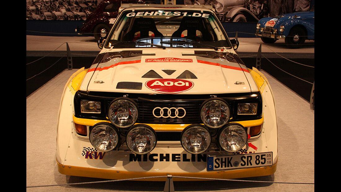 Essen Motor Show 2011, Audi-Quattro-S1