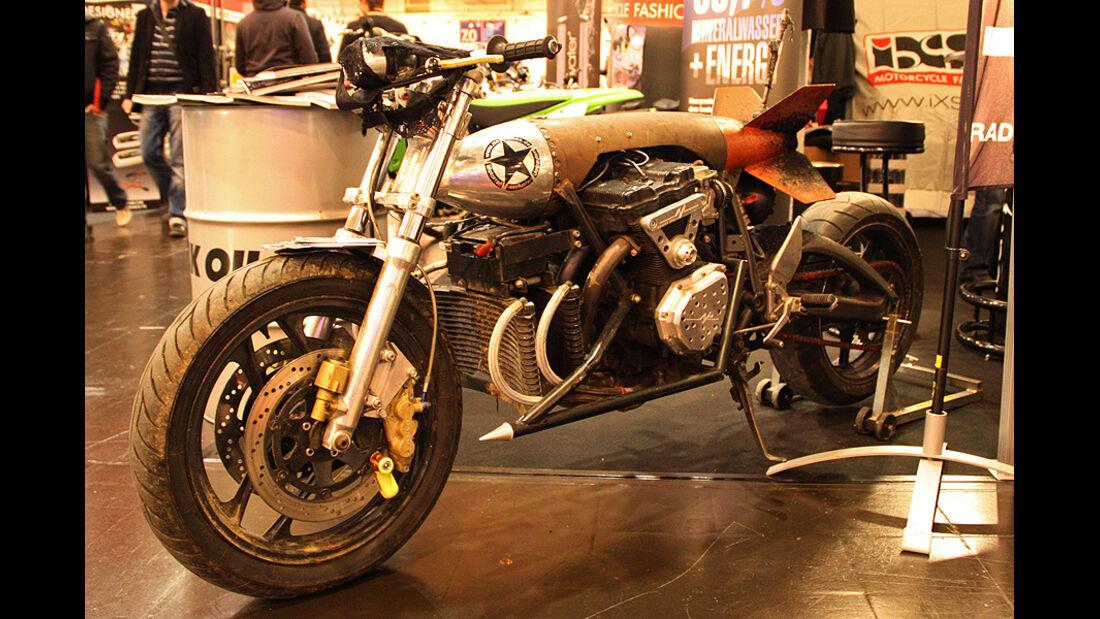 Essen Motor Show 2011, Bombenbike