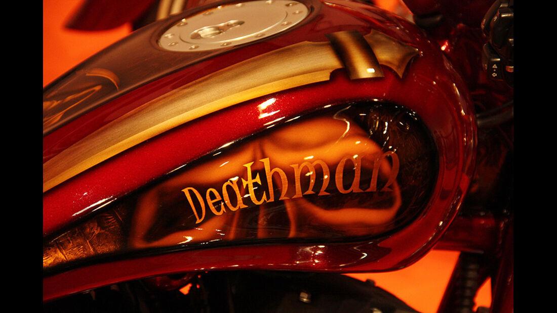 Essen Motor Show 2011, Deathman