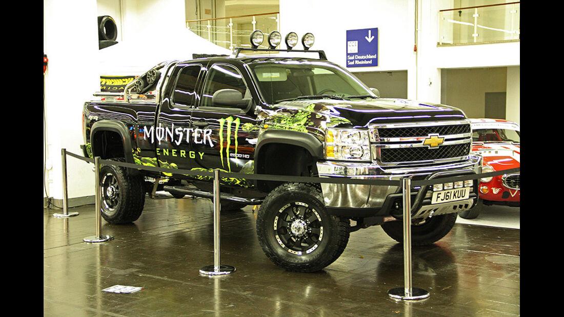 Essen Motor Show 2011, GMC-Monster