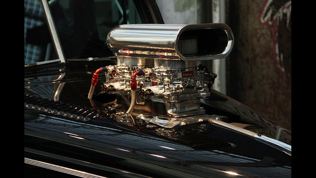 Essen Motor Show 2011, Hot-Rod-Luftsammler