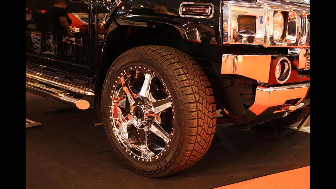 Essen Motor Show 2011, Hummer H2