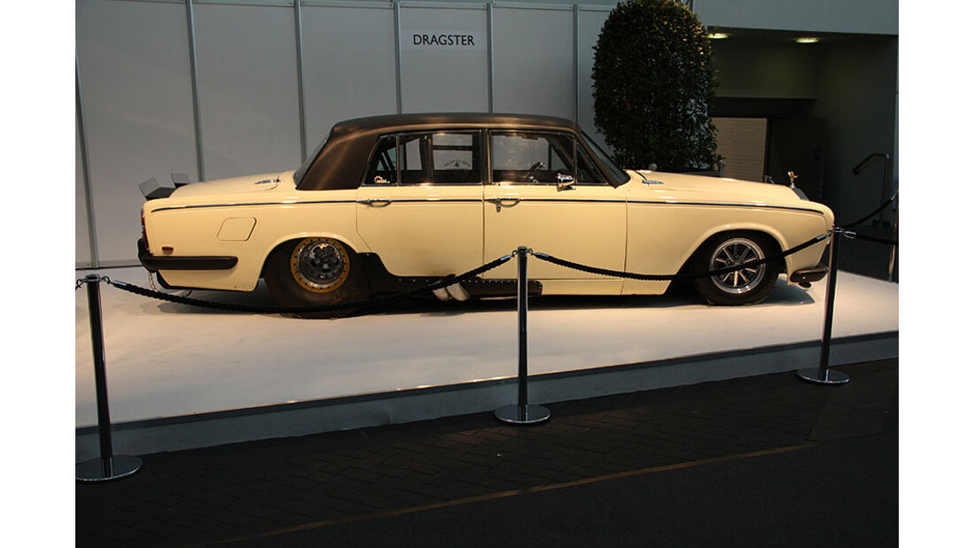 Essen Motor Show 2011, Rolls-Royce-Dragster